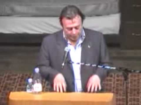 Orwell'' - October 21, 2002. Christopher Hitchens giving a speech based on his book about George Orwell at The Commonwealth Club. Hitch at 04:18.