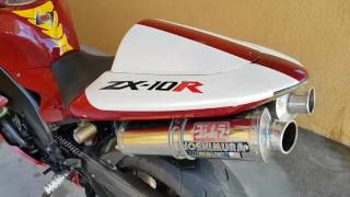 9. 2007 Kawasaki Ninja ZX10R