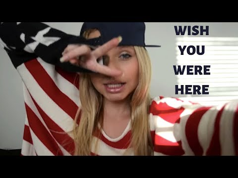 alli - just messing around to my brother codys new single; Wish U Were Here - Cody Simpson ft. Becky G. self edited and directed, watch in HD! http://allisimpson.co...