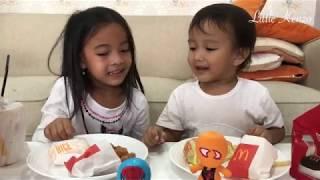 Video Drama Anak | Zara Kenzo Makan McDonald saling Berbagi saling Menyayangi MP3, 3GP, MP4, WEBM, AVI, FLV Januari 2019