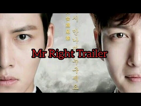 Ji Chang Wook Mr right Official Trailer