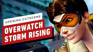 Overwatch Storm Rising Opening Cutscene by IGN