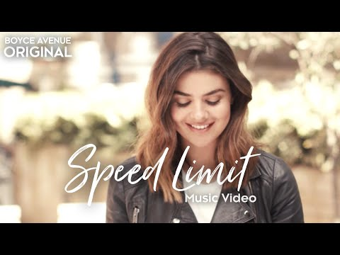 Boyce Avenue – Speed Limit (Official Music Video) on iTunes & Spotify
