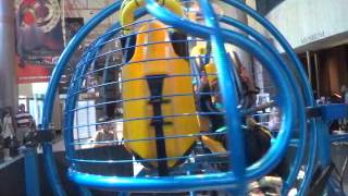 Blue Yellow GyroXtreme
