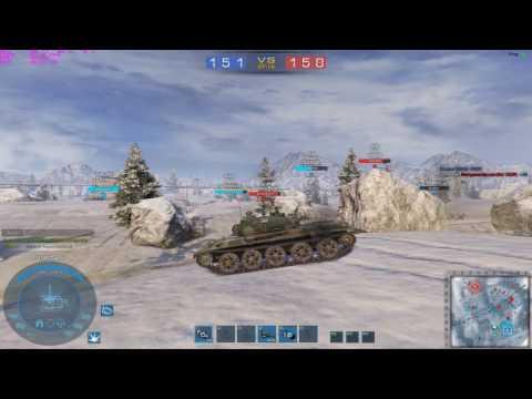iStorm Новый танковый симулятор 2017 Геймплей # Обзор #