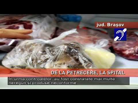 Cazuri de toxiinfecție alimentară, după o petrecere de botez