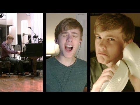 GLEE Audition – JON COZART