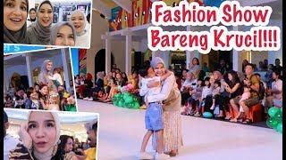 Video Fashion Show Bareng Krucil!!! | Makan Dua Porsi??? MP3, 3GP, MP4, WEBM, AVI, FLV April 2019