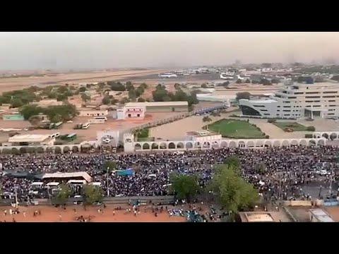 Sudan: Massenproteste mit Toten und Verletzten