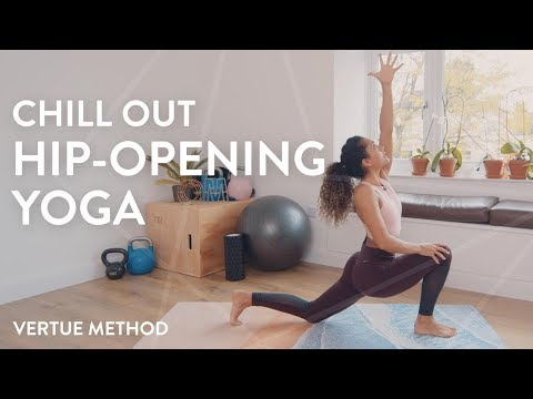 15 Minute DE-STRESSING YOGA | Full Sequence - Hip Opening | Shona Vertue