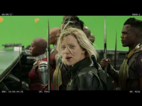 Avengers Infinity War Blooper Reel