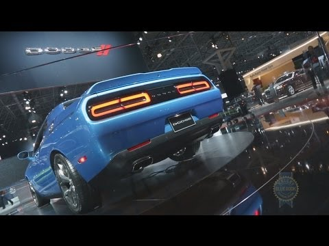 Auto - FOR MORE AUTO SHOW VIDEOS & NEWS VISIT: http://www.kbb.com/car-news/all-the-latest/new-york-auto-show/14111/ Kelley Blue Book coverage of the 2015 Dodge Chal...