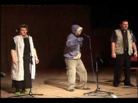 Kabaret Rżysko - Piosenka skopanego