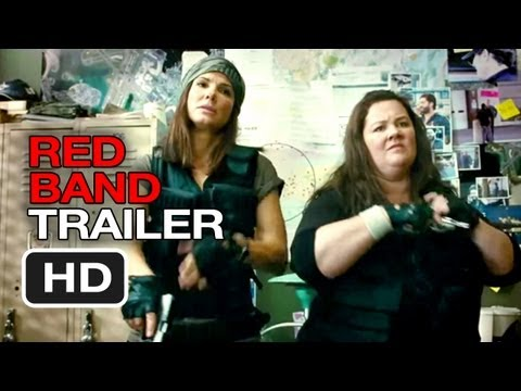 movieclipstrailers - Subscribe to TRAILERS: http://bit.ly/sxaw6h Subscribe to COMING SOON: http://bit.ly/H2vZUn The Heat Official Red Band Trailer (2013) - Sandra Bullock Movie H...