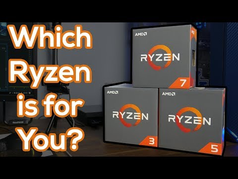 Which Ryzen CPU Should YOU Buy?
