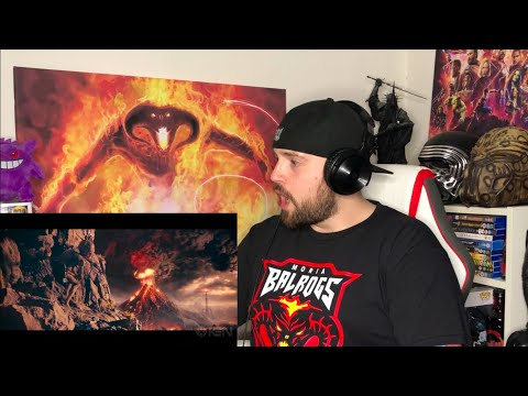 The Lord of the Rings: Gollum - Official Teaser Trailer - REACTION
