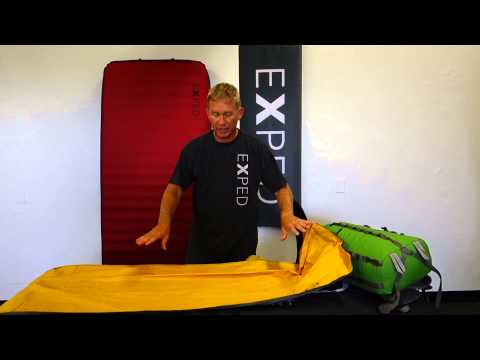 Care of Exped Sleeping Pads