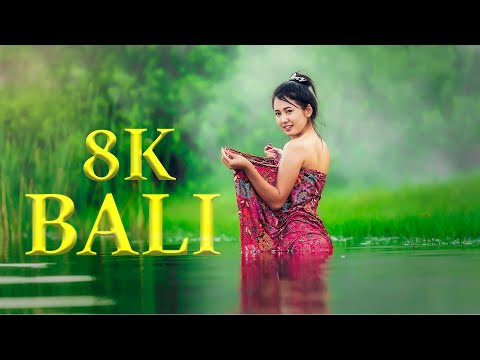 Beauty Of Indonesia ft. Bali 8K 60FPS UHD