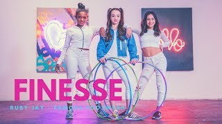 Video Finesse - Bruno Mars & Cardi B | Ruby Jay Cover - Stepping Forward with Famous Footwear download in MP3, 3GP, MP4, WEBM, AVI, FLV January 2017