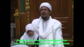 KISAH SANG RASUL Cipt  Habib Muhammad Rizieq bin Husein bin Muhammad Shihab Video