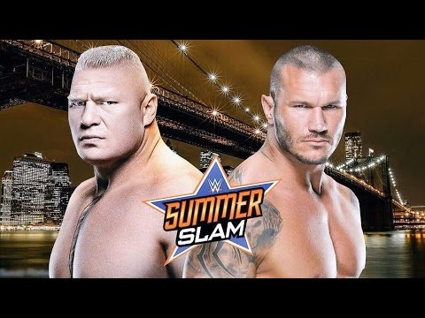 Brock Lesnar vs Randy Orton - WWE SummerSlam 2016 Promo HD
