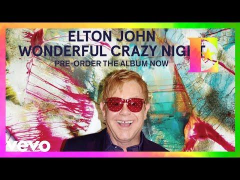 Listen! Brand new from Elton John!