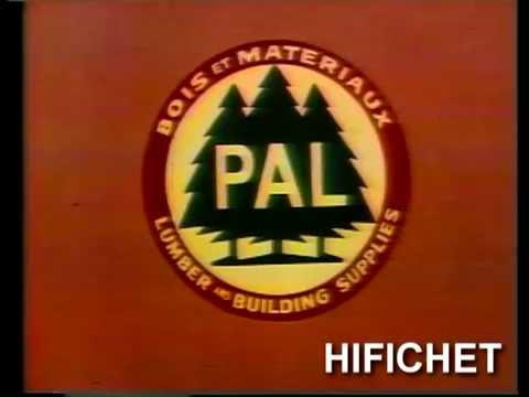 PAL Bois et Materiaux (Publicité Québec)