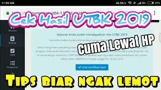 Download Video CARA CEK HASIL UTBK 2019   PENGUMUMAN UTBK UNTUK SBMPTN 2019 LEWAT HP MP3 3GP MP4
