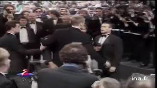 Ван Дамм чуть не подрался с Дольфом Лундгреном (Канны 1991)