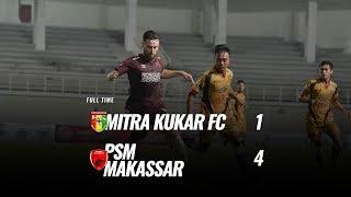 Download Video [Pekan 24] Cuplikan Pertandingan Mitra Kukar FC vs PSM Makassar, 7 Oktober 2018 MP3 3GP MP4