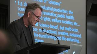 Sverker Sörlin: Transforming the Humanities