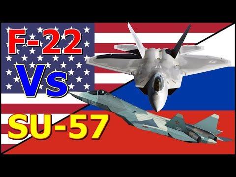 American Lockheed Martin F-22 Raptor...