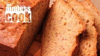 Banana Bread Recipe - National Banana Bread Day