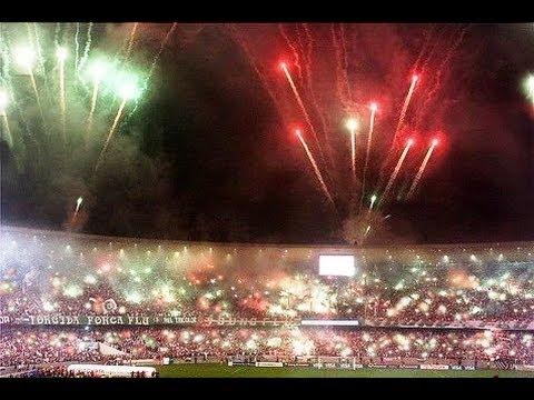 FFC - Maior Espetáculo já visto num Estádio de Futebol - Movimento Popular Legião Tricolor - Fluminense