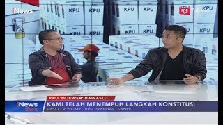Video Debat Sengit TKN vs BPN soal Kesalahan Input Data Situng KPU - iNews Sore 17/05 MP3, 3GP, MP4, WEBM, AVI, FLV Juni 2019