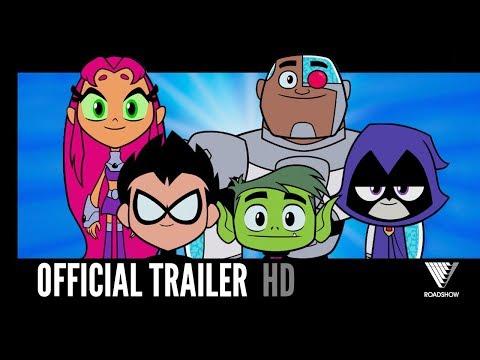 TEEN TITANS GO! TO THE MOVIES   Official Trailer 1   2018 [HD]