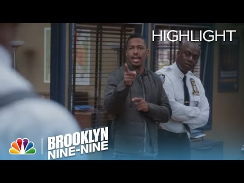 Brooklyn Nine-Nine 2.11 (Clip 'My Nephew Marcus')