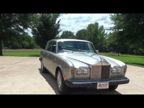 HD VIDEO ROLLS ROYCE SILVER SHADOW II FOR SALE SEE WWW SUNSETMOTORS COM 1234