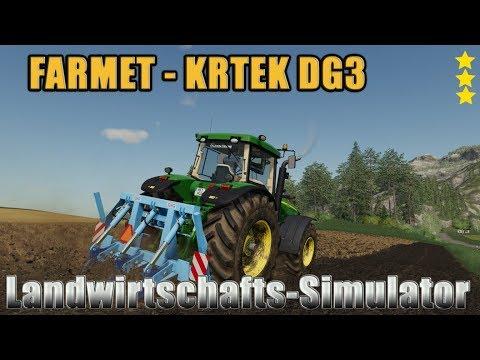 Farmet - Krtek DG3 v1.0.0.0