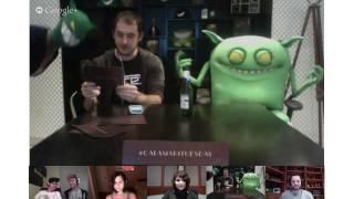 Feed Me - Calamari Tuesday Hangout (Hangouts On Air)