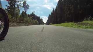 5. KTM EXC 450 vs. KTM EXC 530 Race Topspeed Part 1/2