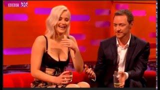 Video Jennifer Lawrence on BBC Graham Norton 23/5/16 MP3, 3GP, MP4, WEBM, AVI, FLV Juni 2019