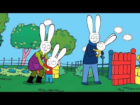 Simon - Grandpa and Grandma HD [Official] Cartoons for Children