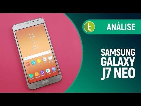 Análise Galaxy J7 Neo  Review do TudoCelular