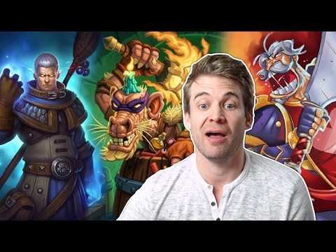 (Hearthstone) Khadgar Mage VS Waggle Rogue