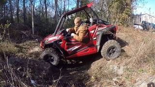 6. Polaris Razor 900  Trail Riding In HD 1080P