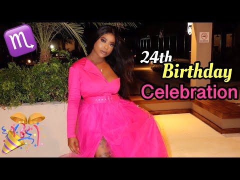 ABBI'S OFFICIAL 24TH BITHDAY CELEBRATION (jamaican youtubers)