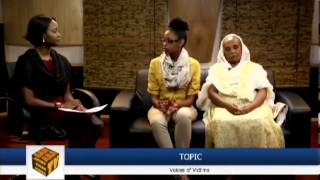 Eritrea: Voices Of The Victims On SaharaTV