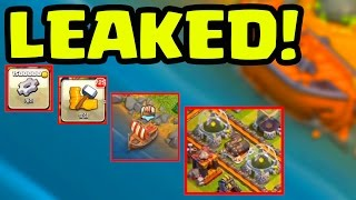 Video UPDATE GAMEPLAY LEAKED! Clash of Clans Boat Update Footage Gets Out! MP3, 3GP, MP4, WEBM, AVI, FLV Mei 2017