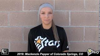 Mackenzie Pepper